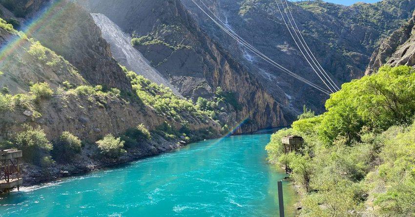 Объем воды в «Токтогулке» достиг 12.1 млрд кубометров