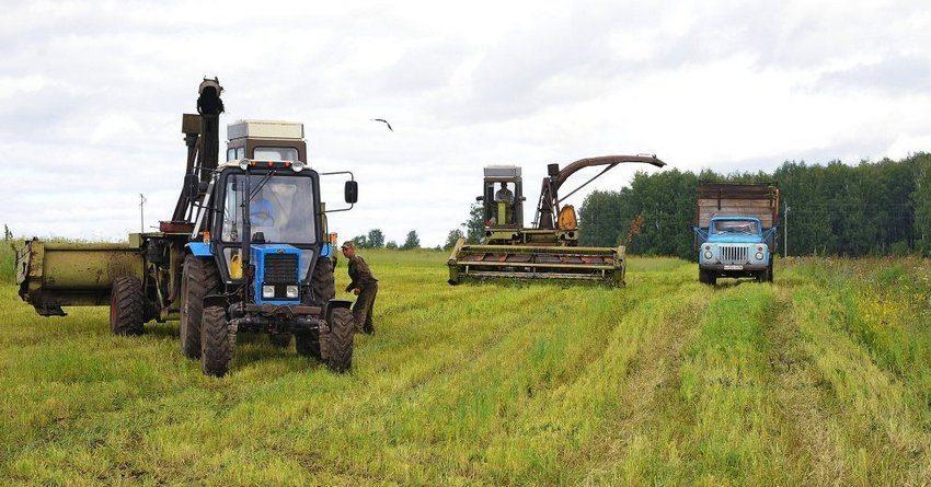 В ЕАЭС произведено сельхозпродукции на сумму $56.7 млрд