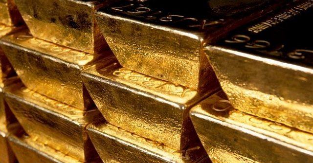 Китай стал богаче на 382 тонны золота