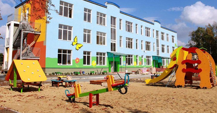 На строительство новых детсадов потребуется 80 млрд сомов