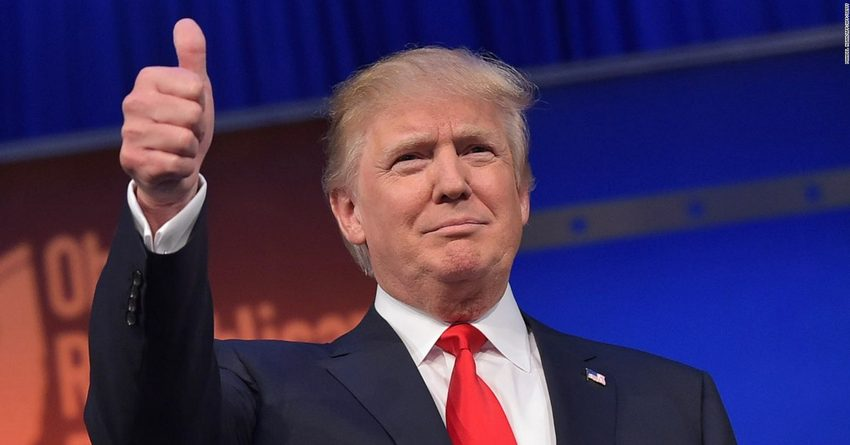 Зарплата Дональда Трампа на посту президента США составит $1