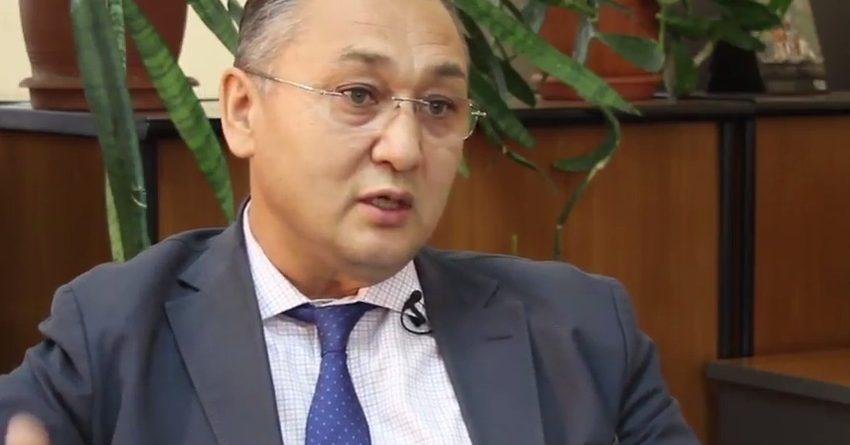 Таалатбек Масадыков назначен заместителем председателя совета безопасности
