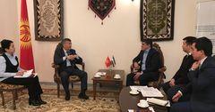 КР и Узбекистан обсудили инвестпроекты на $10 млн