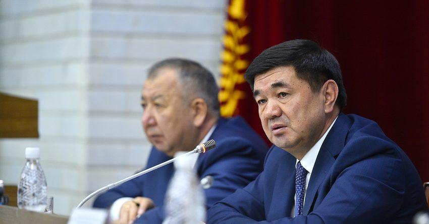 Абылгазиев: Гранты и кредиты направим на проекты развития