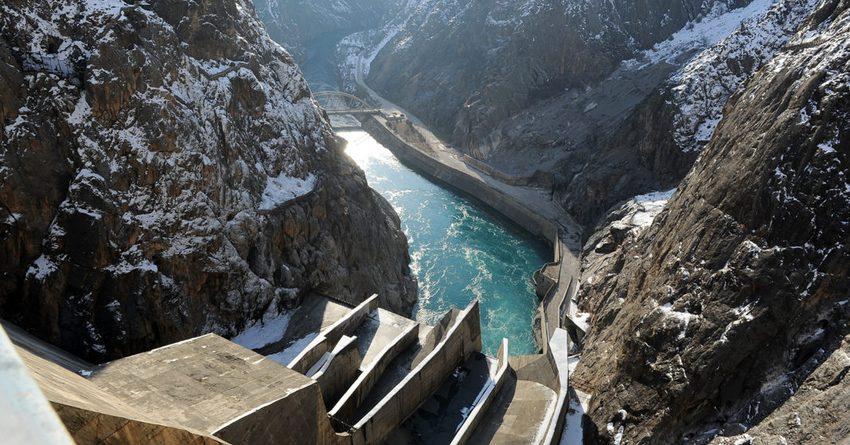 Уровень воды в Токтогульском водохранилище под контролем