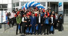«РСК Банк» провел День финансовой грамотности для школьников Кемина