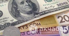 Нацбанк КР впервые за пять месяцев вышел с интервенцией