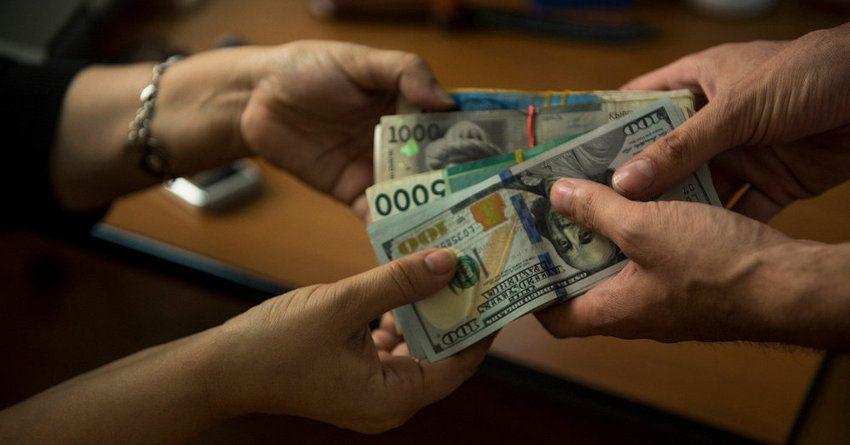 За пять лет больше всего денежной помощи России получил Кыргызстан