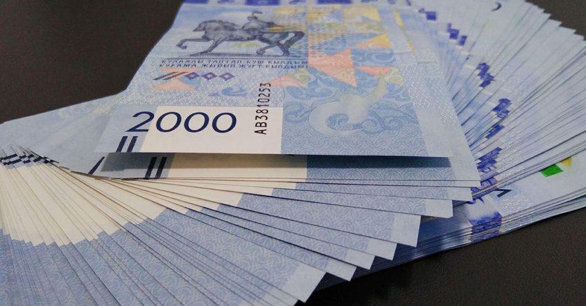 Дефицит бюджета Кыргызстана вырос почти на 8 млрд сомов