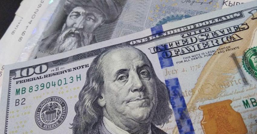 За месяц компании в КР сняли с банковских счетов более 522 млн сомов