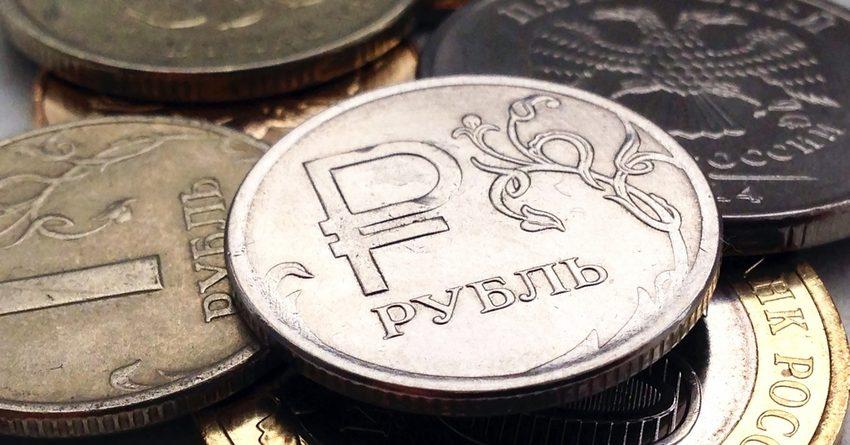 Российский рубль лидирует по показателю роста среди валют развивающихся стран