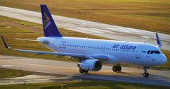 Air Astana закупит 11 новых Airbus A320 и два Boeing 787 Dreamliner