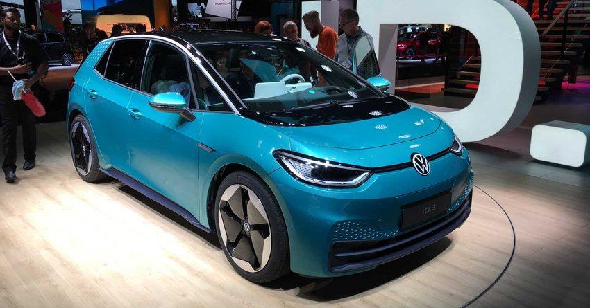 У Volkswagen появится ряд электромобилей к 2023 году