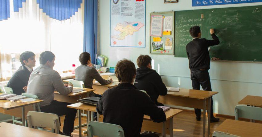 На ремонт в школах и детсадах было направлено более 120 млн сомов