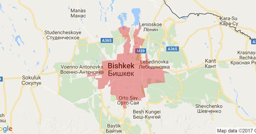 Мэрия планирует расширить границы Бишкека