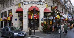 Франция требует от McDonald's €300 млн неуплаченных налогов