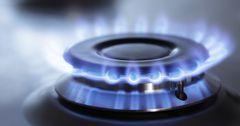 Тариф на природный газ для населения в августе подорожал