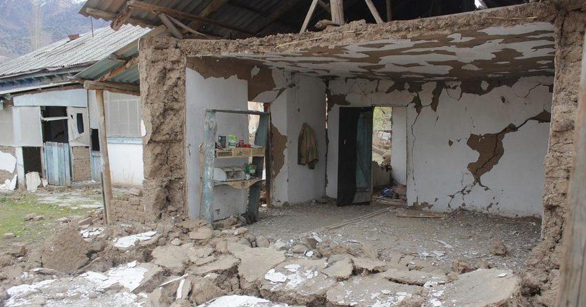 На переселение пострадавших от ЧС в Ошской области выделили 1.4 млрд сомов