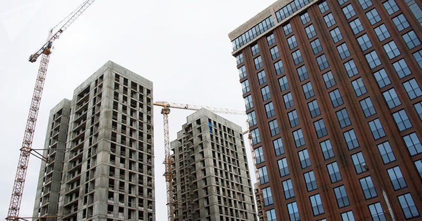 В Бишкеке двухкомнатные квартиры подешевели на 3%. Сколько стоят квадратные метры?