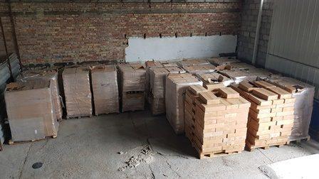Таможенная служба обнаружила незаконно ввезенный табак на $281.7 тысячи