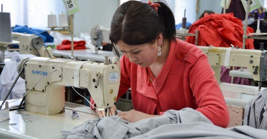 С начала года объем промышленности в КР вырос до 68.4 млрд сомов