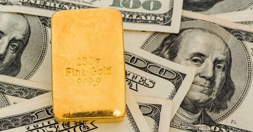 После длительного сокращения золотовалютный резерв Казахстана начал расти