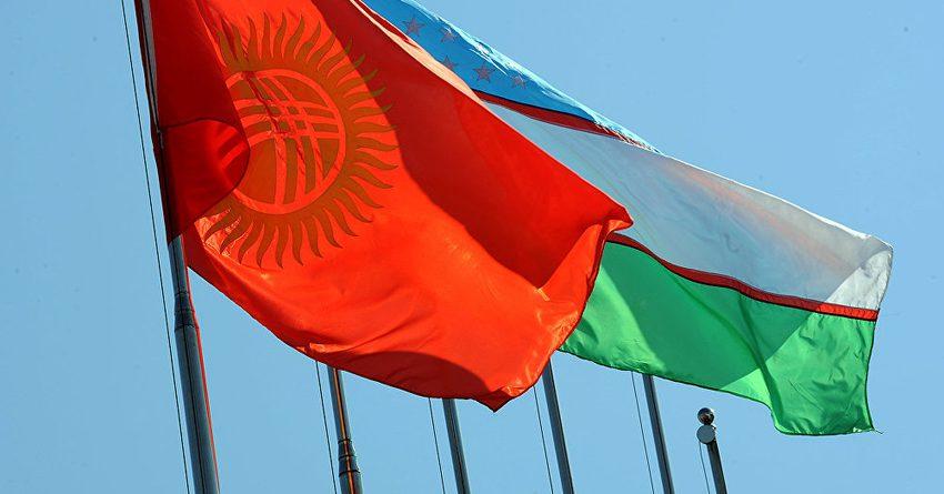 Кыргызстан оказал гумпомощь населению Узбекистана