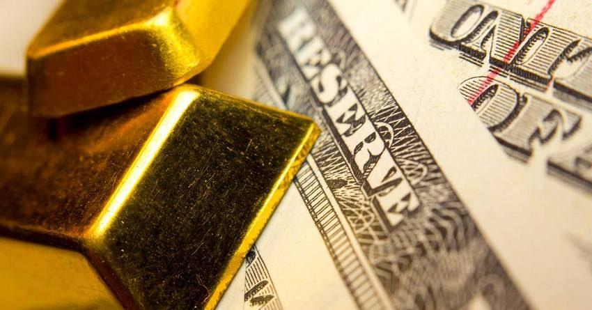Доля золота в структуре ЗВР Кыргызстана выросла до 9.9%