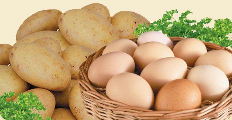 Цены на куриные яйца выросли на 38% с прошлого года