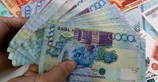 Казахстанцы стали в два раза чаще отправлять деньги в Кыргызстан