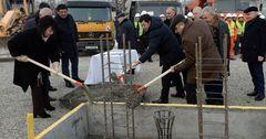 В Бишкеке построят Парк дружбы КР и Азербайджана