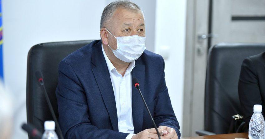 Боронов: Перед нами стоят задачи по освоению 1 700 га орошаемых земель
