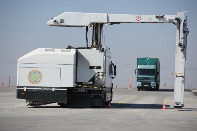 «Эталонные пункты пропуска» появятся на границе Казахстана