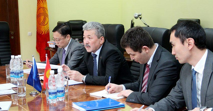 За 20 лет Евросоюз выделил Кыргызстану более €200 млн