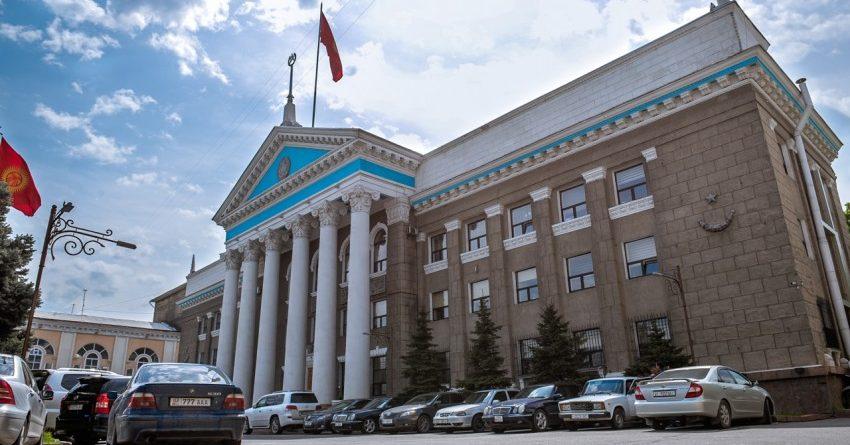 Мэрия одобрила проекты Свердловскому району на 2 млн сомов