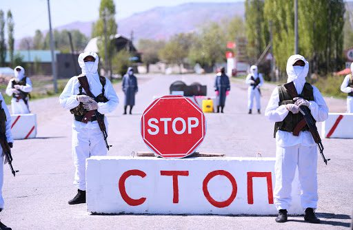 Республиканский штаб рассмотрит введение режима ЧП в Бишкеке