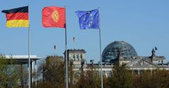 КР и Германия обсудили изменения условий госдолга