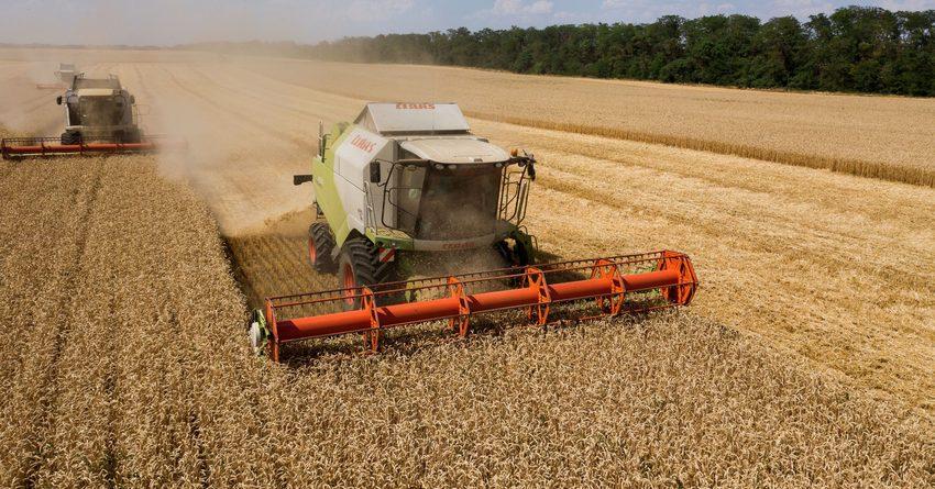 В КР увеличились темпы уборки сельскохозяйственных культур