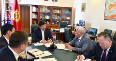 Кабмин просит «Айыл Банк» поддерживать бизнес-проекты в регионах