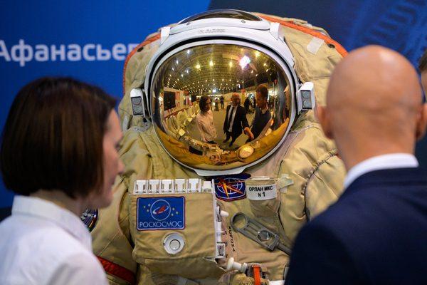 В России появится космический банк