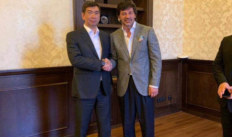 Бишкек и Тбилиси обсудили сотрудничество между двумя столицами