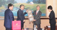 В Кыргызстане хотят открыть японский завод по производству высокопрочных стальных канатов