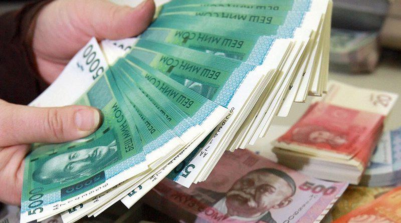 Предварительные выпадения бюджета из-за коронавируса составят 28 млрд сомов