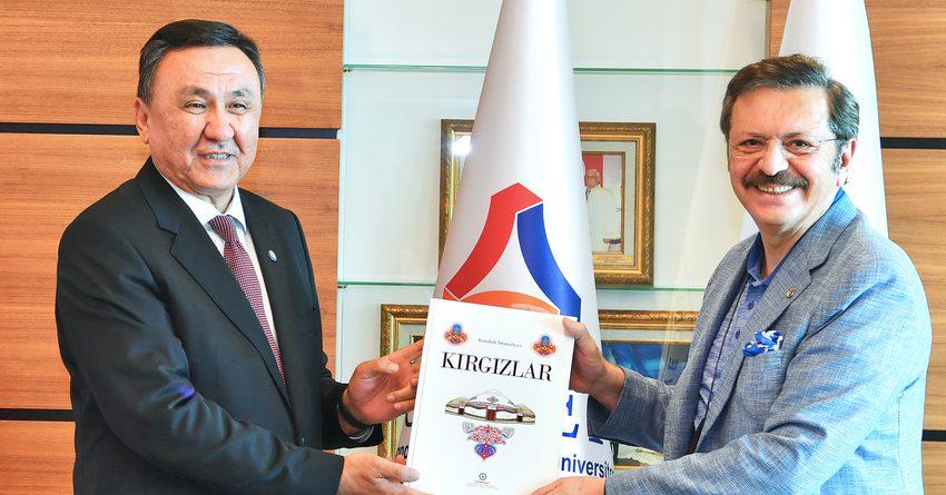 В КР пройдет Кыргызско-Турецкий бизнес-форум