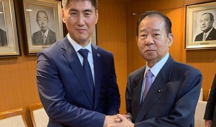 Глава МИД КР предложил Японии сотрудничество в сельском хозяйстве