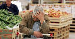 В КР рост потребительских цен в 4.8 раза опередил темпы прироста зарплат