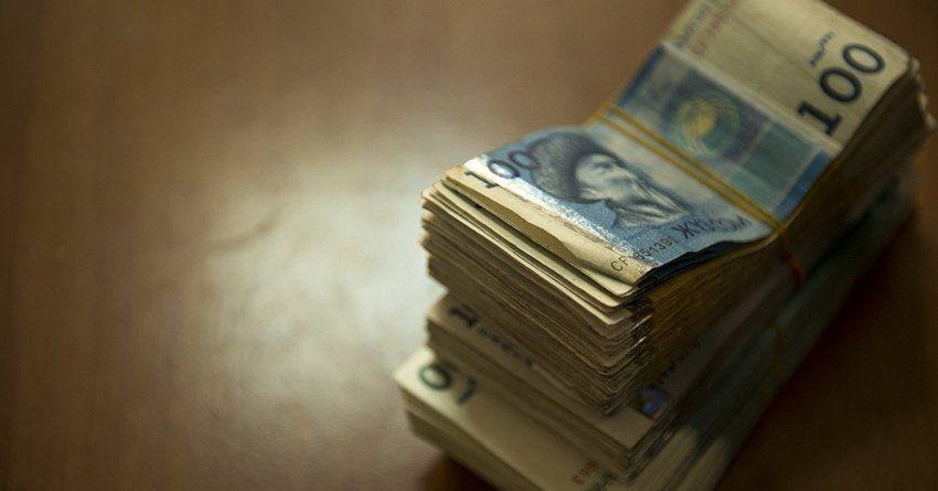 Задолженность трех крупнейших должников по налогам за месяц выросла еще на 1.7 млн сомов