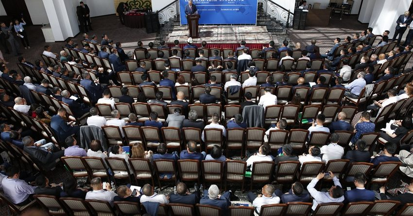 В Кыргызстане запустят четыре совместных с КНР предприятия