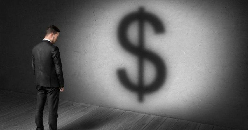 Доля теневой экономики России оценивается в 20 трлн рублей