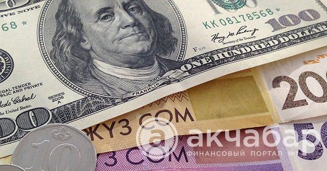 Депозитный портфель банков Кыргызстана растет исключительно за счет сомовых вкладов